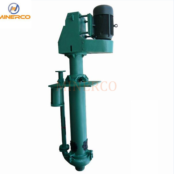 Sp Series Submerged Vertical Suspended Pump for Slurry