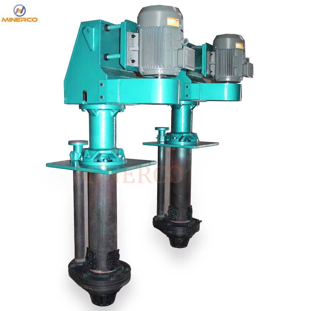 Submersible Vertical High Pressure China Sand Suction Solid Sewage Slurry Pump