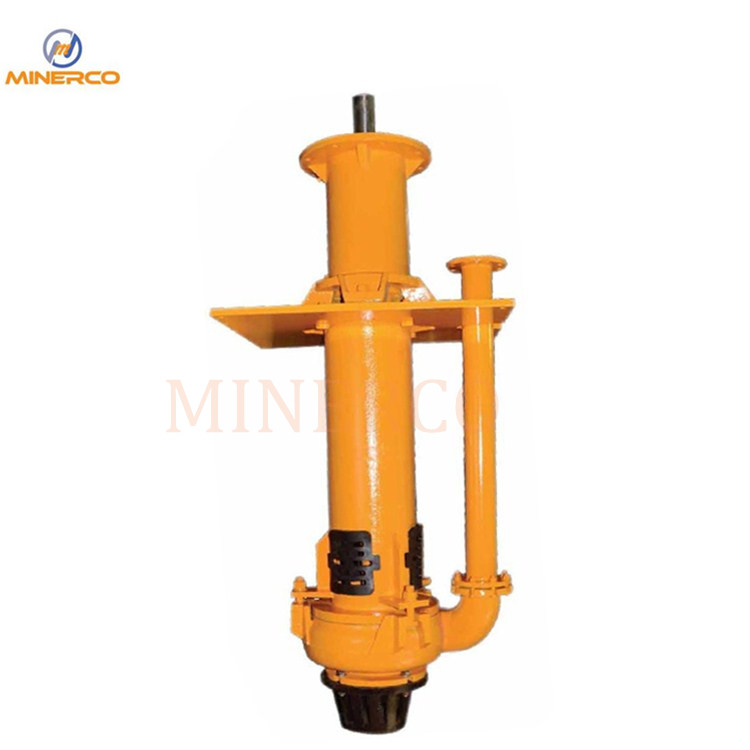 Sp Single Stage Pump Vertical Submerged Slurry Pump