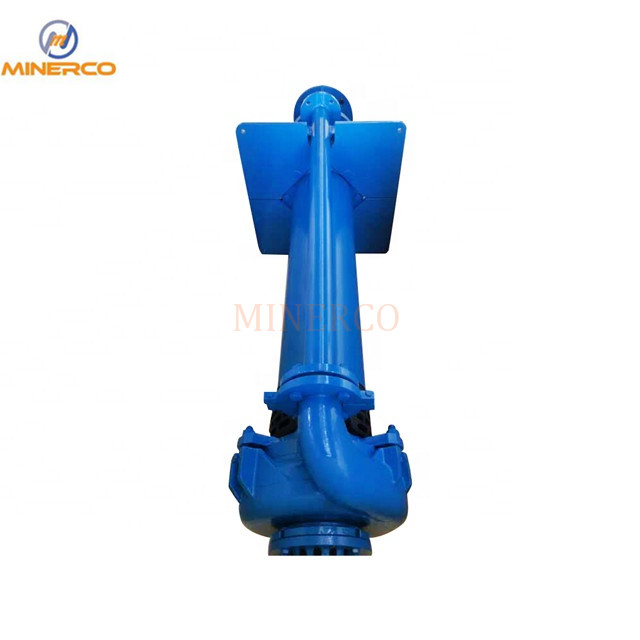 Sp/Spr Vertical Centrifugal Slurry Pump