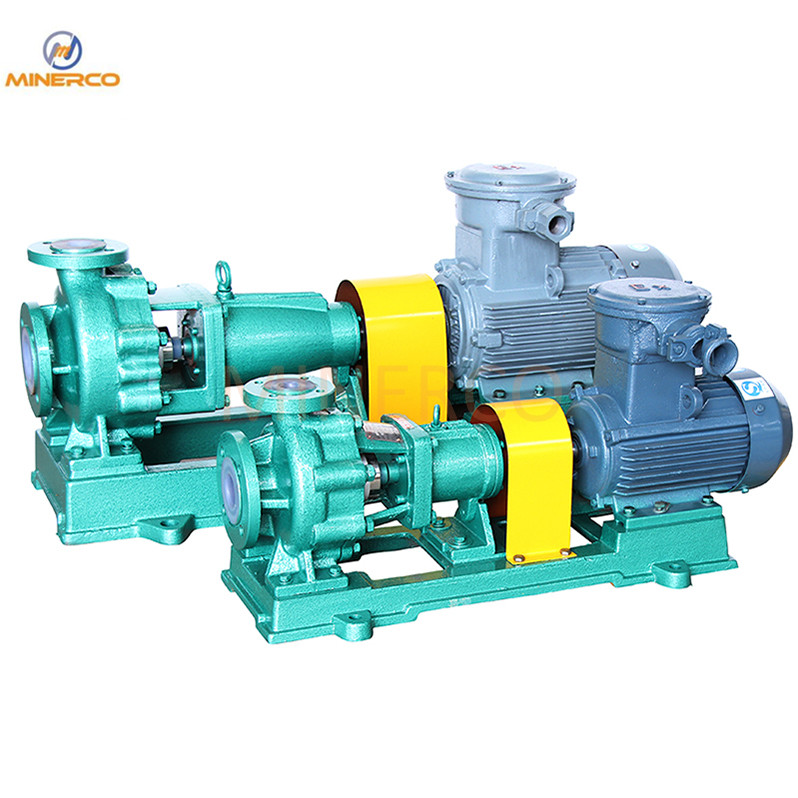 Chemical Feeder Pump Fluoroplastic Centrifugal Pump