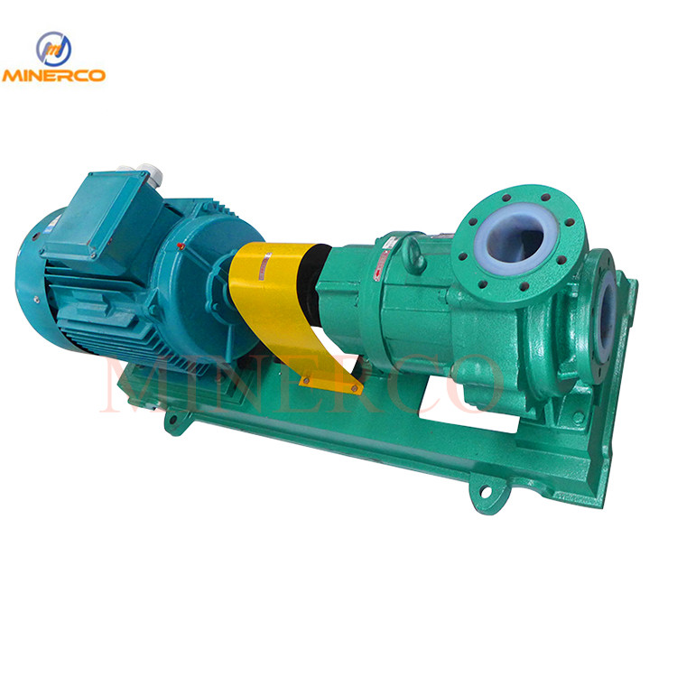 ISO9001 Standard Sulfuric Acid Solution Magnetic Drive Chemical Pump Supplier