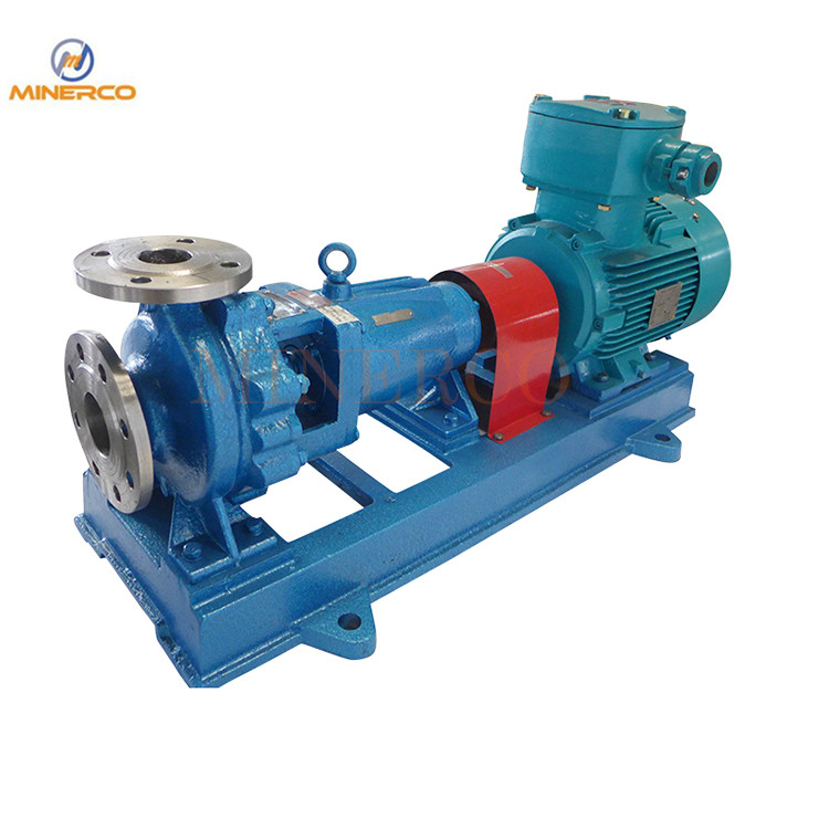 Factory Price High Quality Ih-Type Stainless Steel Chemical Pump