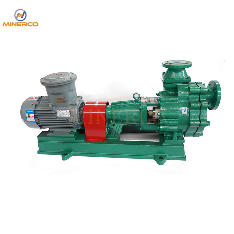 Acid and Alkali Resistant Self Priming Centrifugal Pumps Chemical Pump