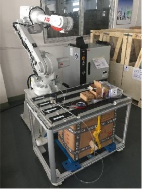 Second 6 Axis robotic dispensing systems