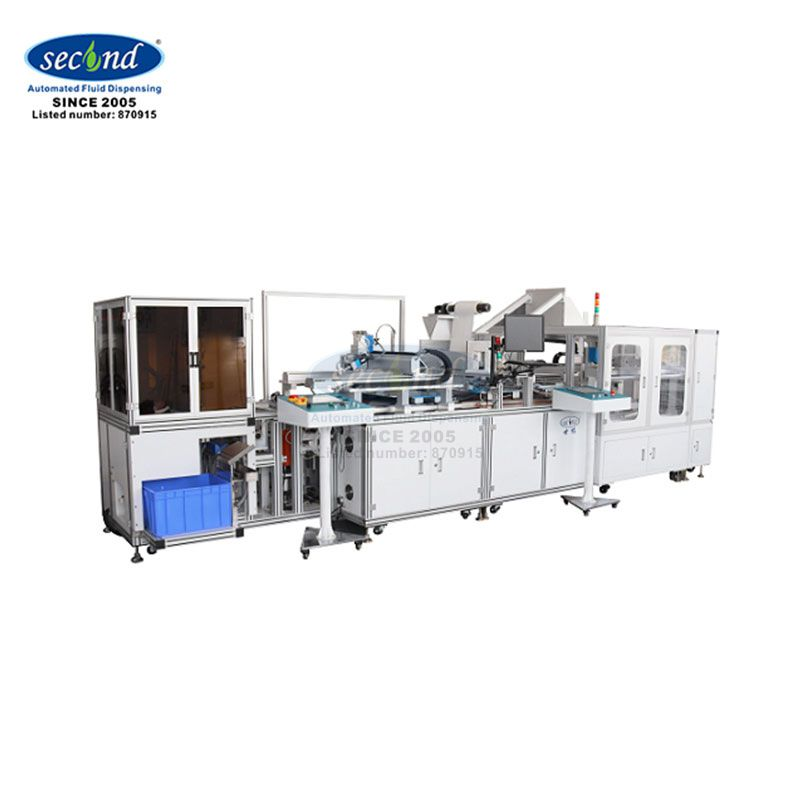 SEC-4880GL Hot selling full automatic Domestic RO membrane spiral wounding machine for 1810-3313 series