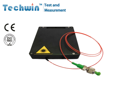 Techwin 1064nm Short Pulse Fiber Laser for LiDAR and Target detection