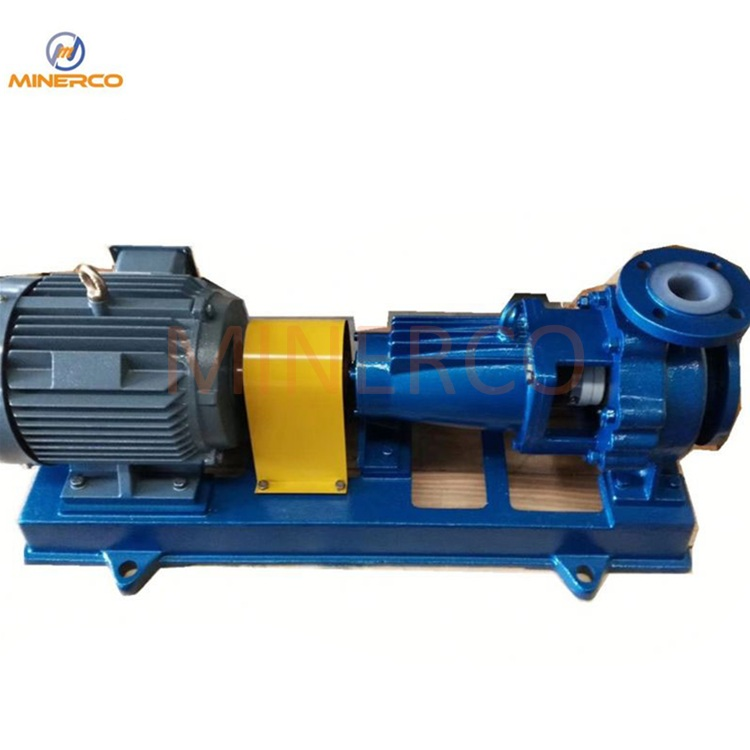 Ihf Single-Stage Single-Suction Cantilever Fluorine-Butterfly Corrosion Resistant Chemical Centrifugal Pump
