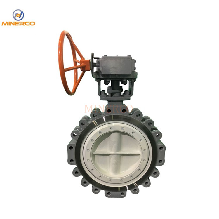 Carbon Steel Wafer Type Butterfly Valve