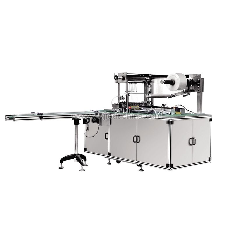 cellophane overwrapping machine JD-360