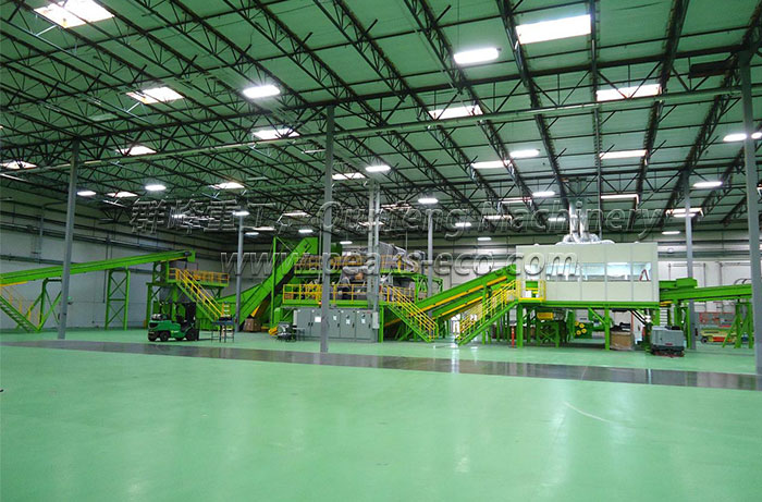 Garbage Sorting Machine Manufacturer, Recycling Sorting Equipment, Waste Recycling Equipment