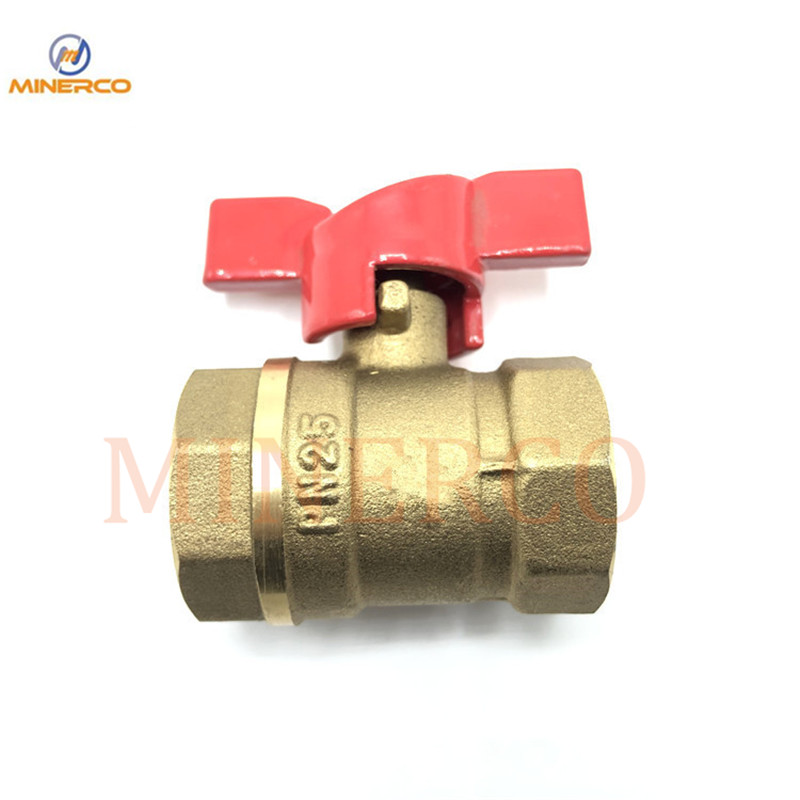 Full Port Ball Valve China Brass Ball Valve