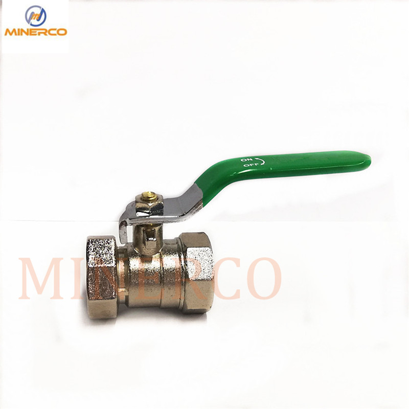 Dn15 Zinc Alloy Shut off Ball Valve for Water Supply