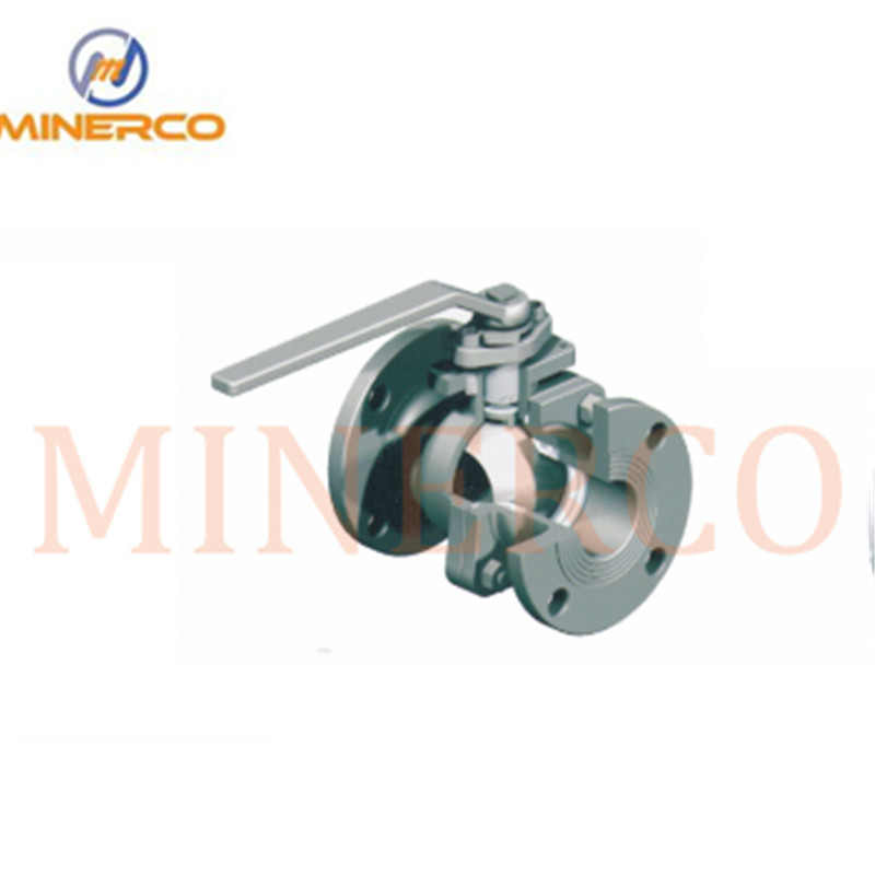 Metal to Metal Sealed Floating Ball Valve for Hard Condition