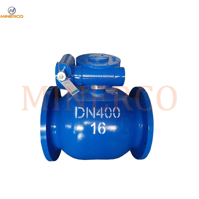 New Type Full Welded Ball Valve Pn25 Dn1200 48 Inch Ball Valve