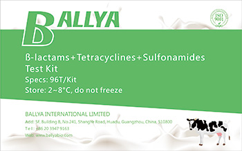 ß-lactams+Tetracyclines+Sulfonamides