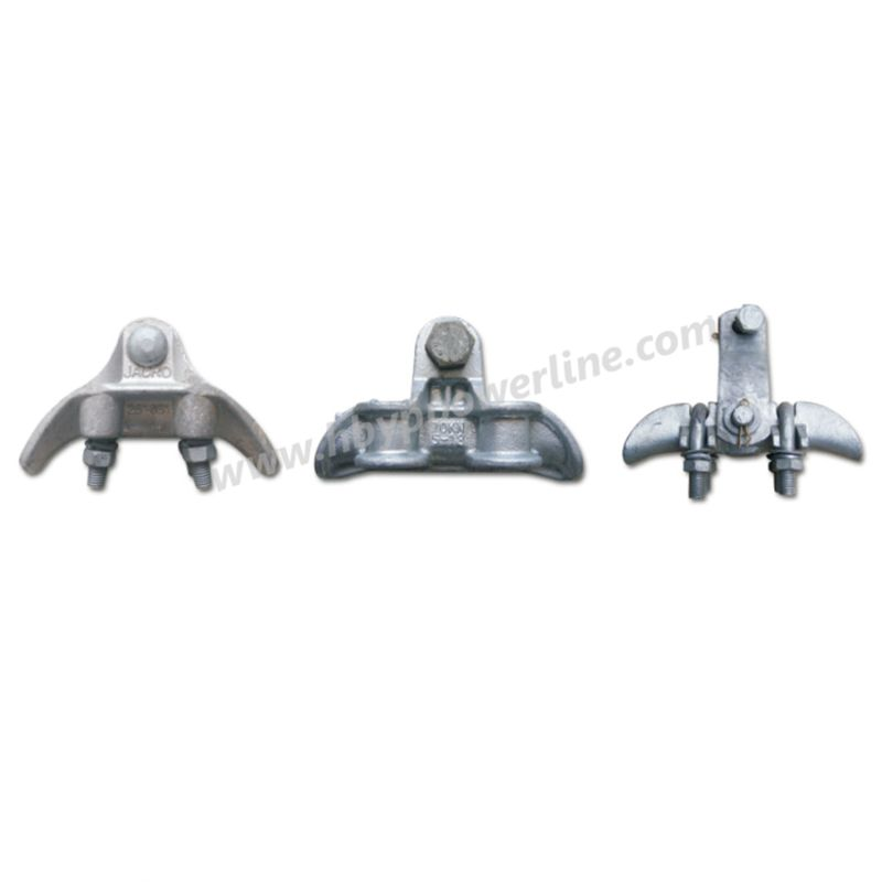 Suspension Clamp  Aluminum Alloy Suspension Clamp    Suspension Clamp for Overhead Lines