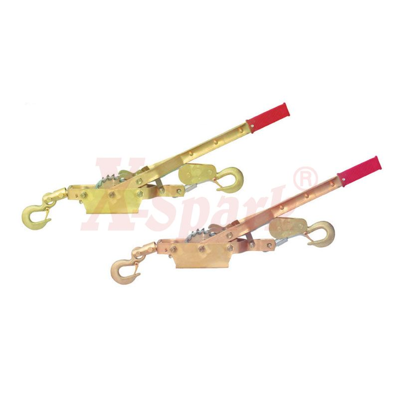 308C Come Along Non-sparking Tools  Aluminium Bronze Alloy Chain Hoist  Chain Hoist China