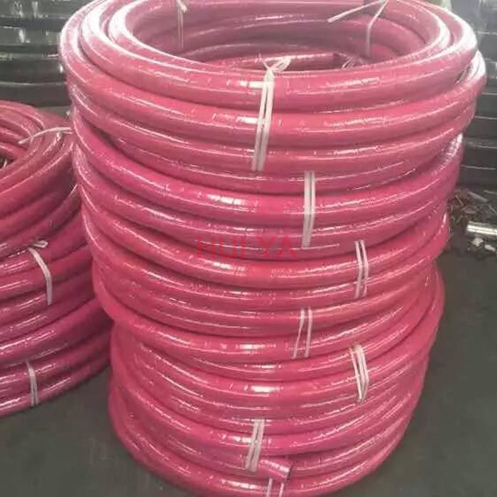 high temperature flexible rubber hose