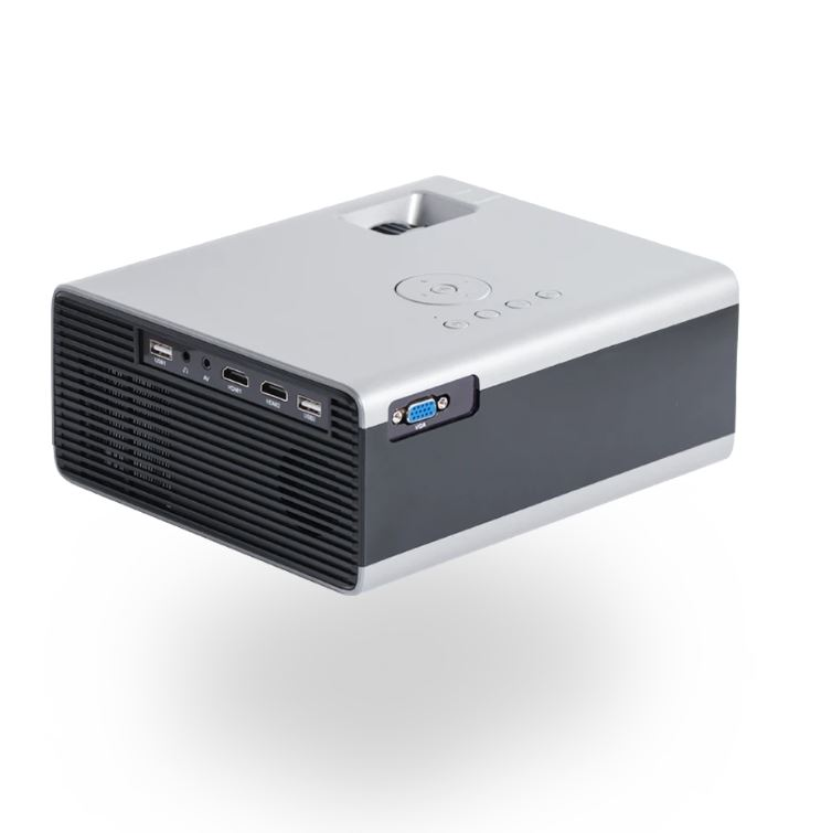 PRO-LIVE T400 | 3800 LUMENS HD POWERPOINT PRESENTATION PROJECTOR WITH MULTIPLE PORTS