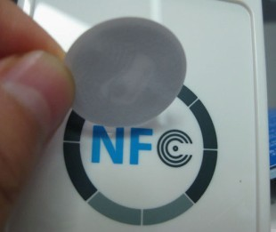 13.56MHz Ultralight NFC Tag for Payment