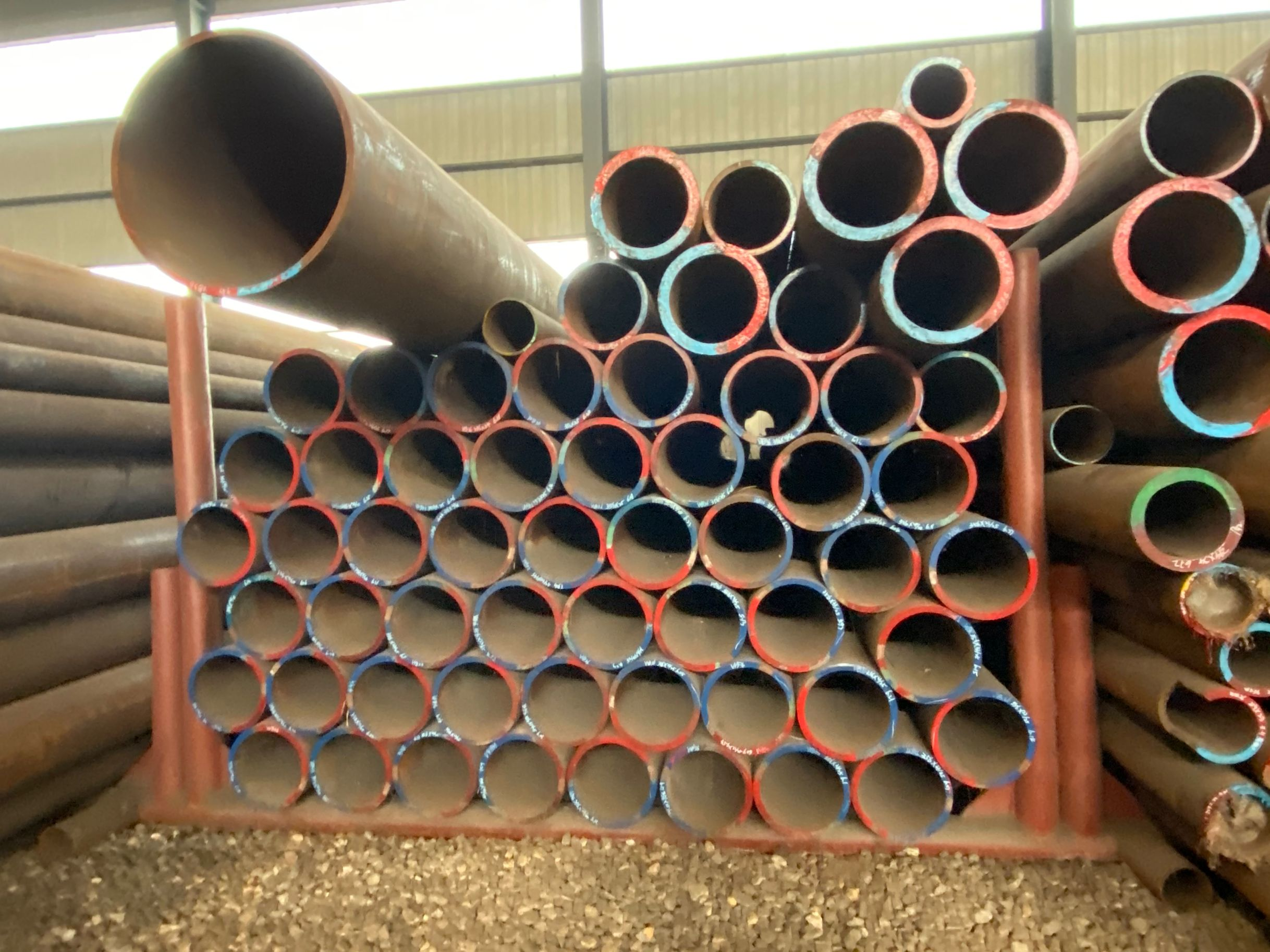 High Pressure Alloy Seamless Boiler Pipe