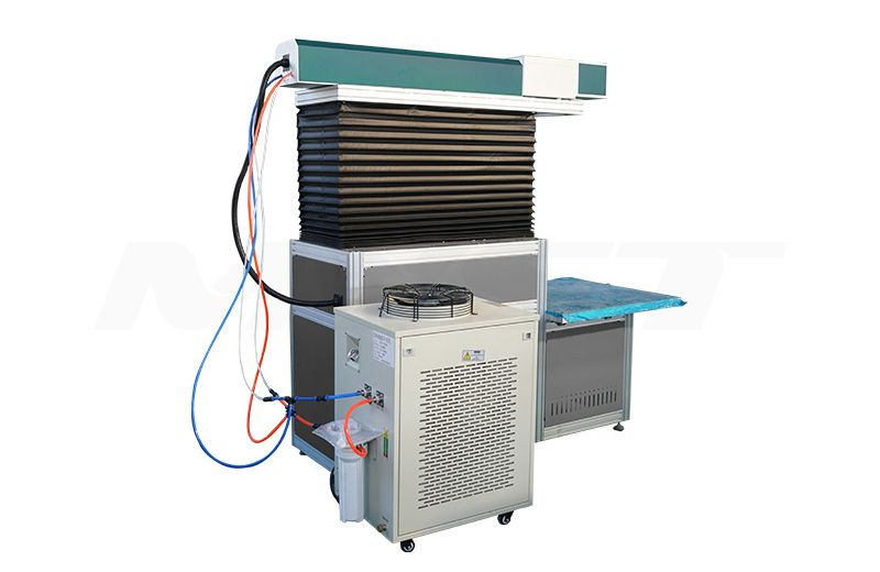 3D CO2 Laser Marking Machine  professional laser marking machine  3D Laser Marking Machine supplier