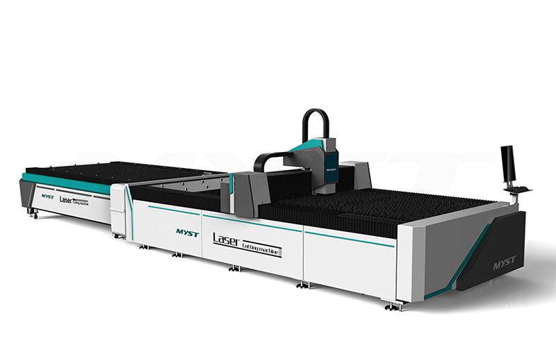 More Efficient Fiber Laser Metal Cutting Machine MTF3015J  Sheet Metal Fiber Laser Cutting Machine supplier
