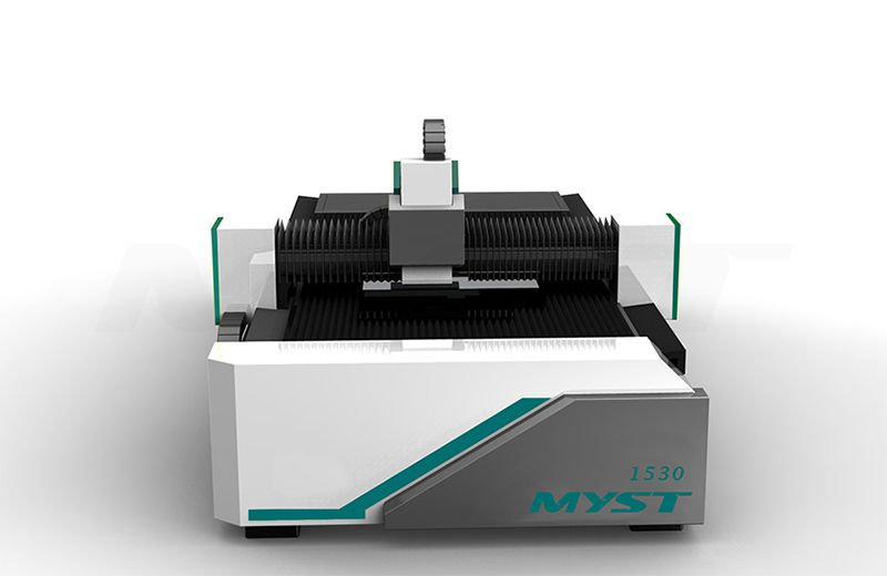 Excellent Fiber Laser Metal Cutting Machine MTF3015  Fiber Laser Metal Cutting Machine China