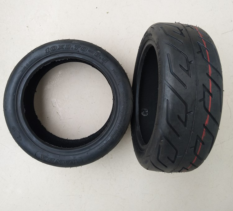 10x2.70-6.5 EBIKE tires and tubes