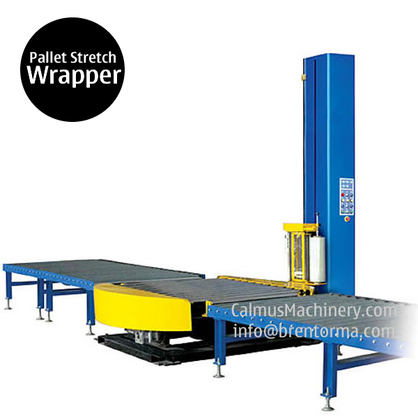 Fully-automatic Pallet Stretch Wrapping Machine