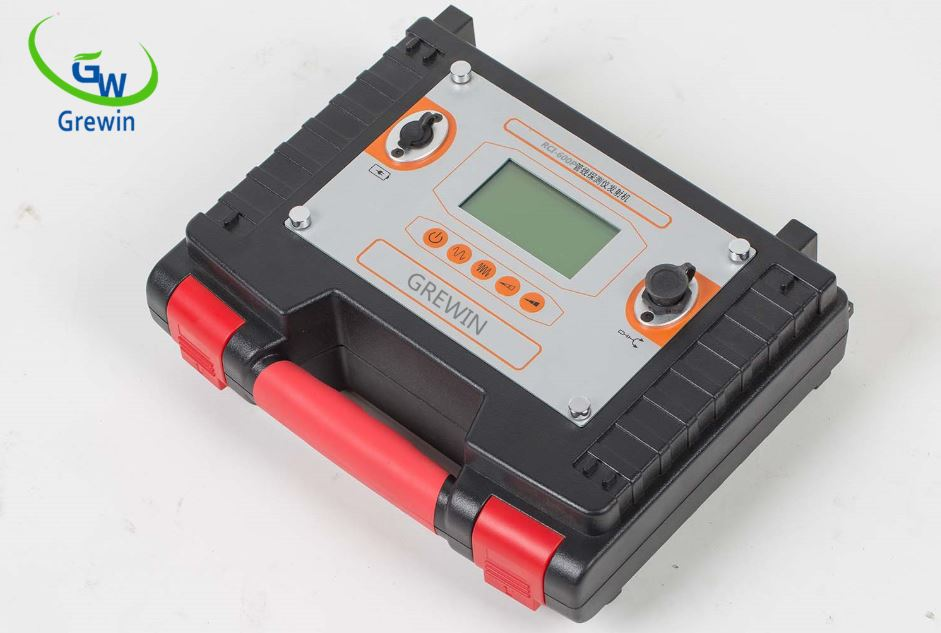 Underground pipe locator RCI-600P Cable and Pipe Locator Professional manufacturer in China