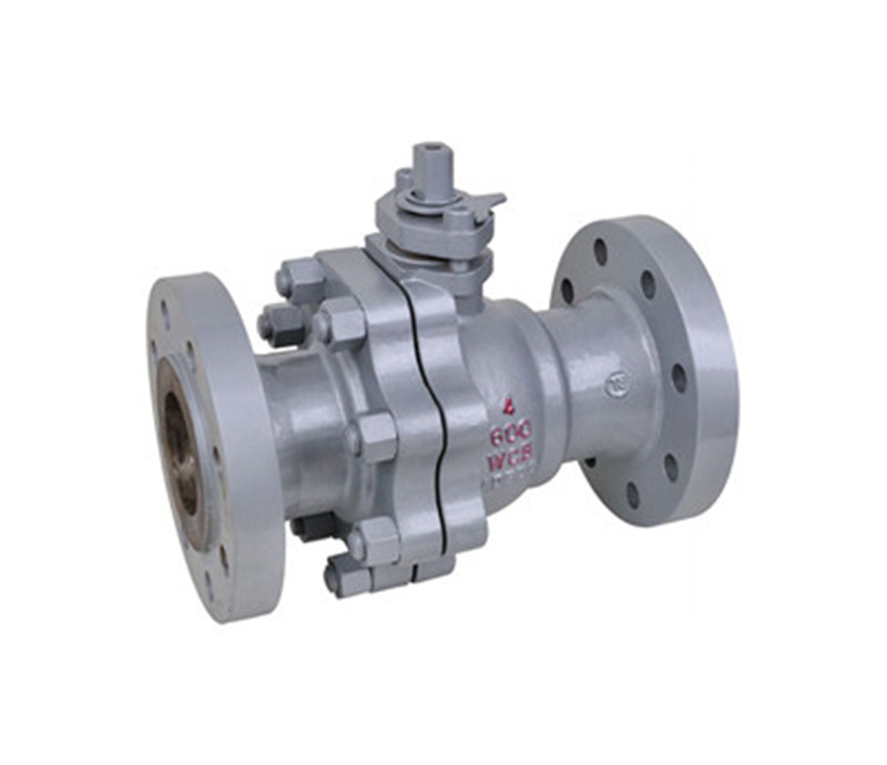API FLANGE CARBON STEEL BALL VALVE