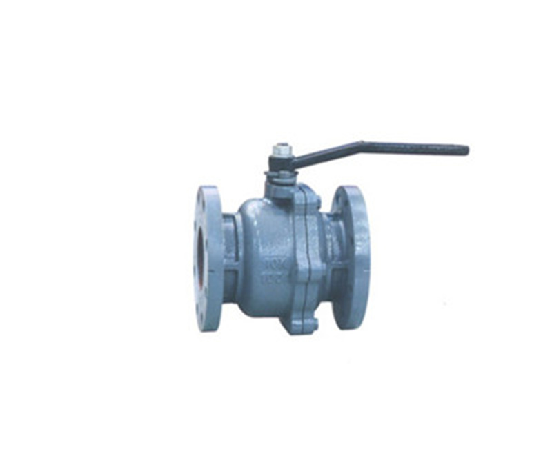 JIS FLANGE CARBON STEEL BALL VALVE