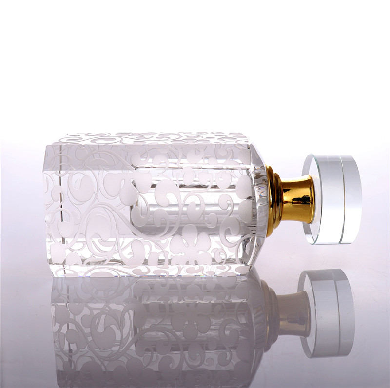 12ML Crystal Perfume Bottle