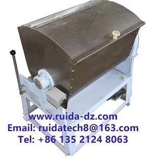 Sachima Caramel Treats Production Line Machine, Flour Mixing Machine