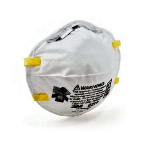 N95 dust mask wide range usage respirator face mask with medical industry standard
