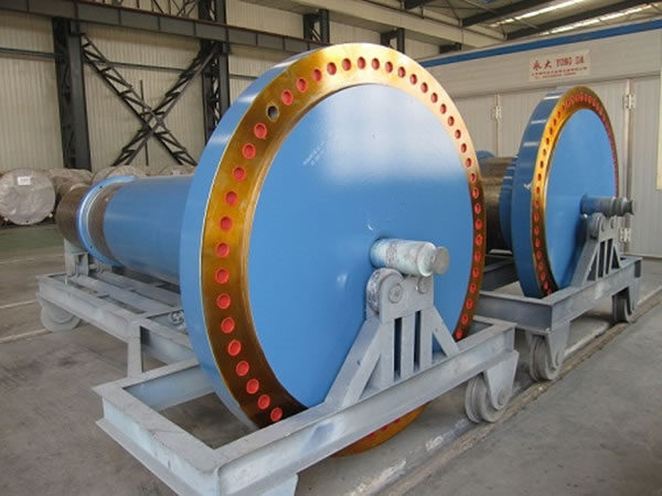 1-5MW Main shaft for Wind Turbine Generator