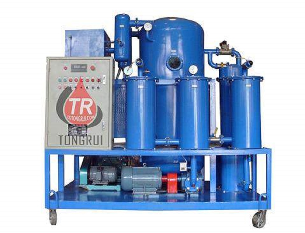 Special Design Multi-functional Vacuum Lube Oil Distillation Plant