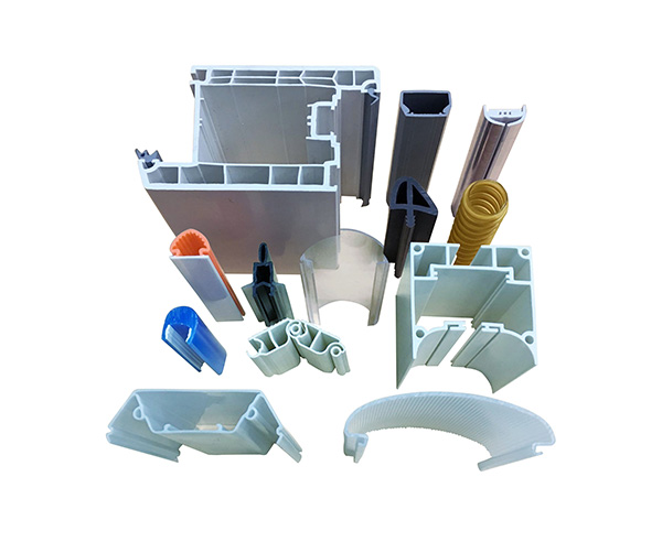 Extrusion and Injection Plastic Profiles,Plastic Extrusion Profile