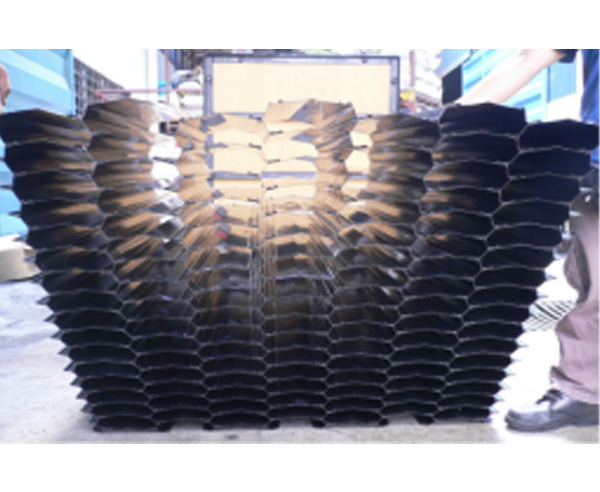 Sand Sedimentation Module,Plastic Sand Sedimentation Module, Plastic Extrusion Supplier,Plastic Extrusion PE Profiles/Pipes