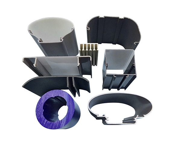 Extrusion and Injection Plastic Profiles,Precision Plastic Extrusion Part
