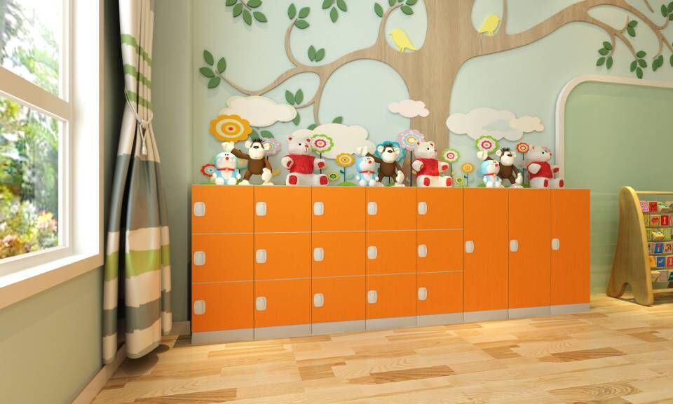 children cabinetry
