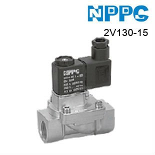 Airtac type. 2V series solenoid valve,2way solenoid valve.Model:2V130-15 G1/2