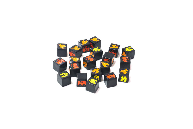 Hot Sale plastic Dice