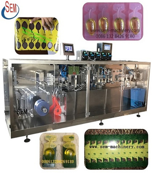 mono dose olive oil packing machine