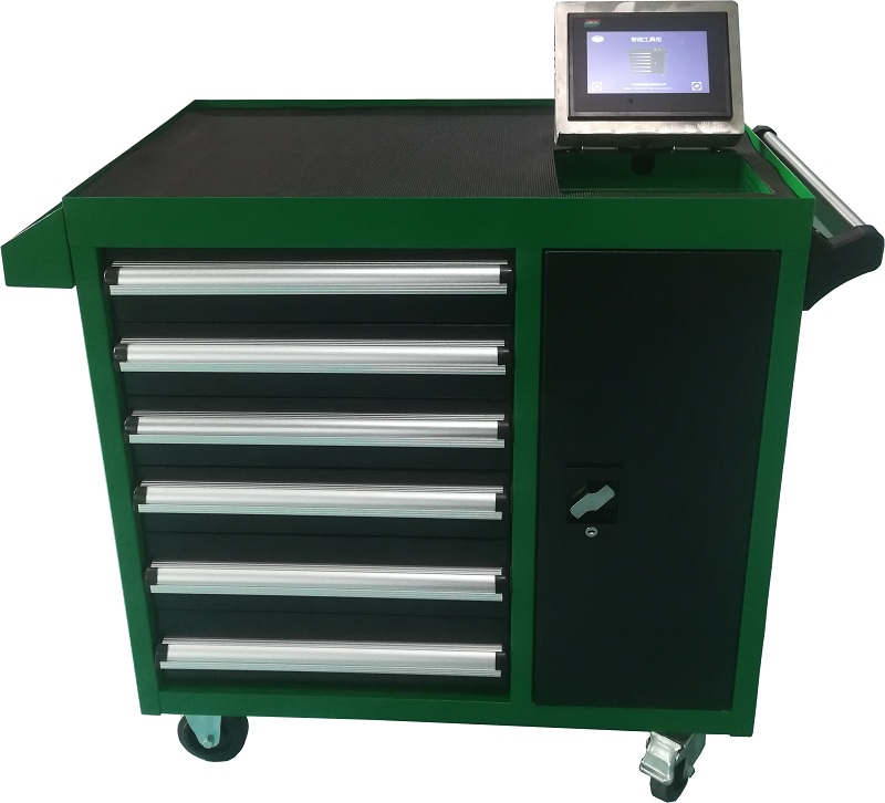 Intelligent Tools Cabinet