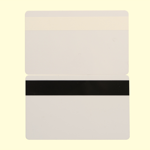 Plastic Magnetic Stripe Card With Encoded Information As The Loyalty Card
