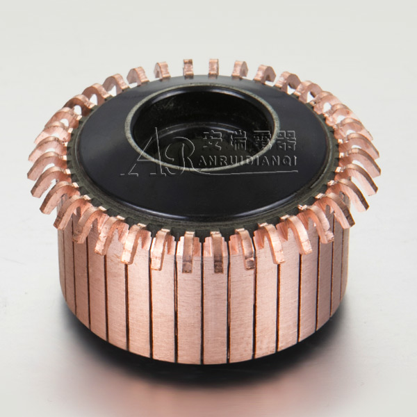 commutator armature