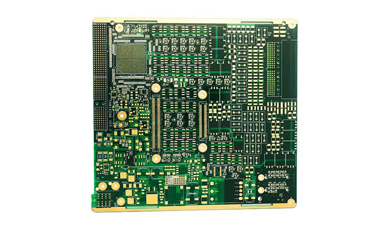 High precision Multilayer PCB Printed Circuit Boards Manufacture Blind And Buried Flexible PCB HDI PCB